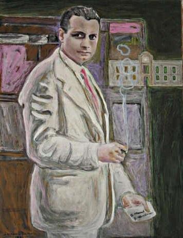 Retrato de Manuel Fernández-Montesinos.