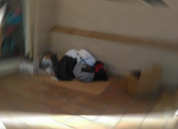 Las personas sin hogar, un drama que no cesa.