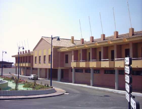Centro de Tiro Olímpico de Las Gabias.