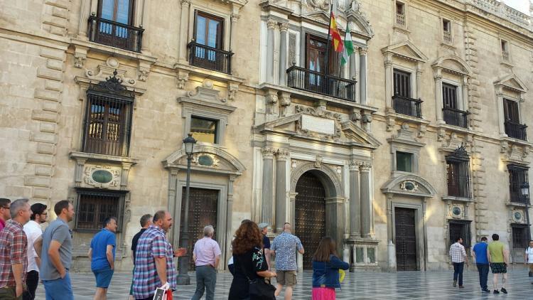 La primera sección se queda en Granada, como acordó en julio pasado el CGPJ.