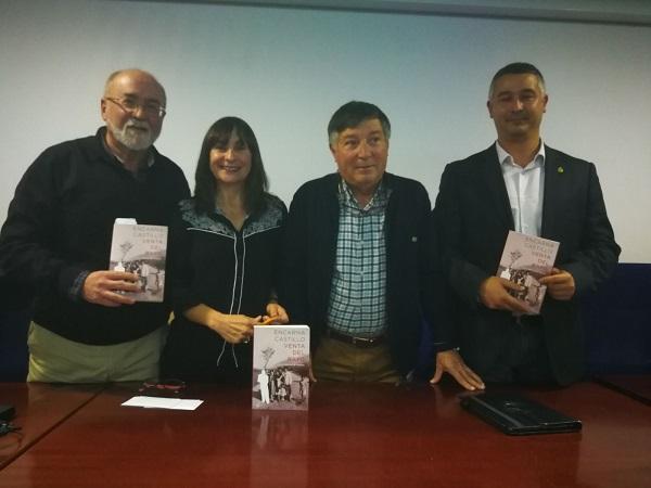 El libro se presentó en el Centro de Documentación Científica de la UGR.