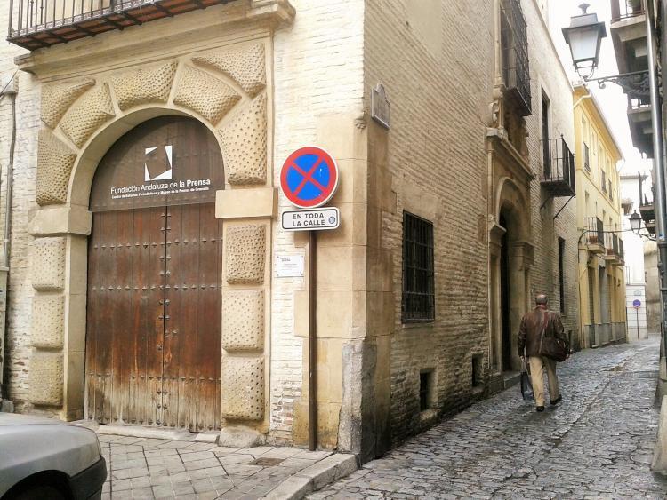 En marzo de 2016, el Ayuntamiento decretó el desalojo de la sede.