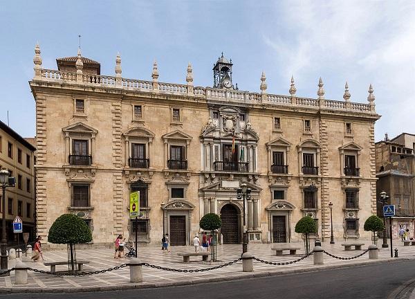 Real Chancillería de Granada.