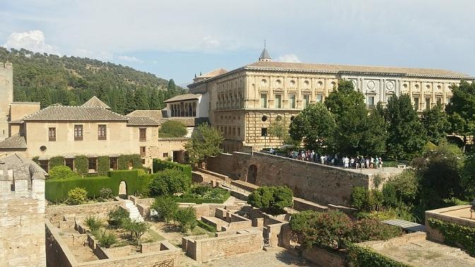 La Alhambra abrirá sus puertas a todo el mundo.