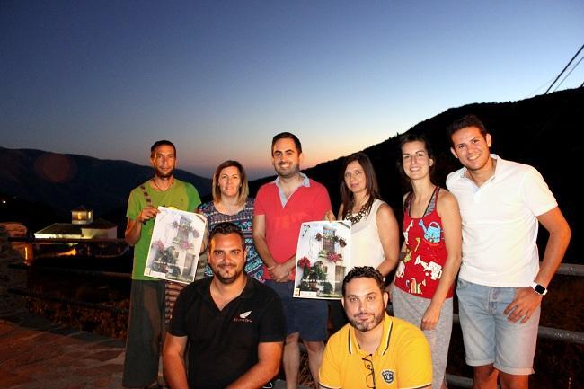 Presentación de la Semana Cultural de Bubión.