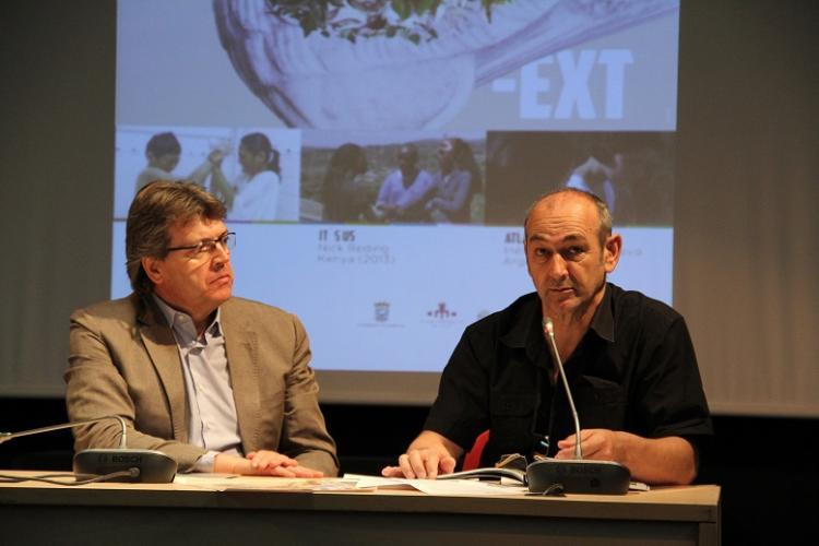 José Torrente y José Sánchez Montes.