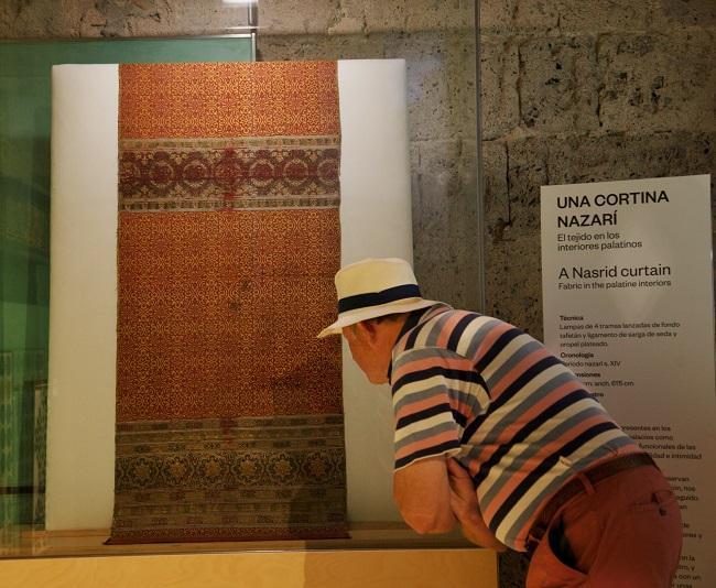 Se trata de una de las piezas mejor conservadas del museo.