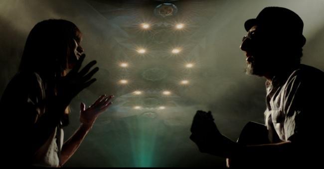 Ana y Jota, cara a cara en 'Recompensarte'.