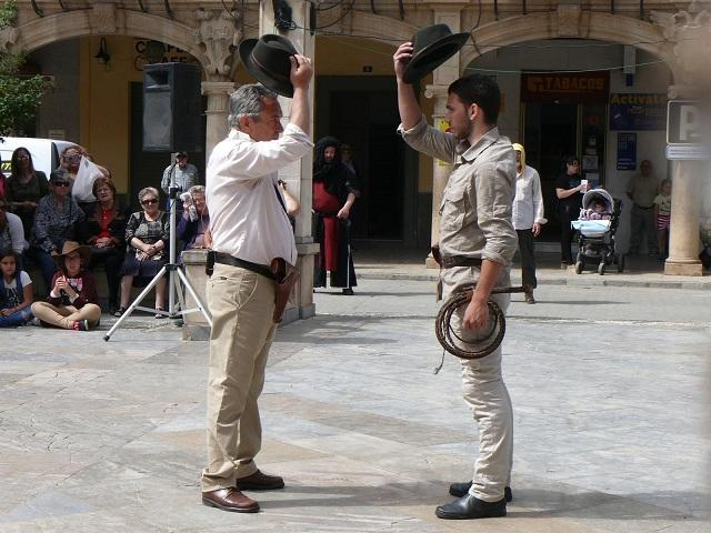 Guadix revie el rodaje de 'Indiana Jones y la última cruzada'.
