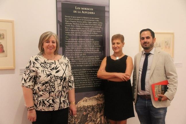 La efeméride cuenta con el apoyo del Parlamento andaluz.
