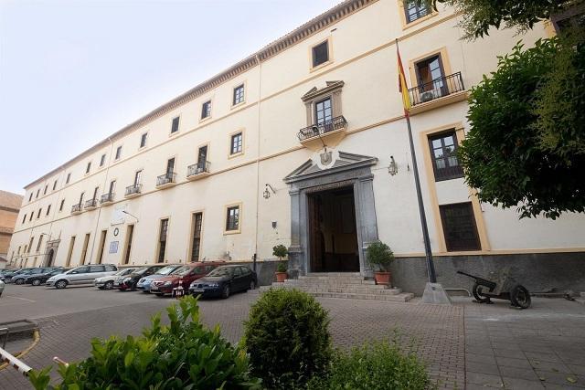 Convento de la Merced.
