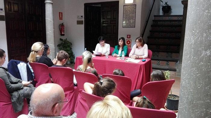 Inauguración de la semana cultural de Las Gabias.
