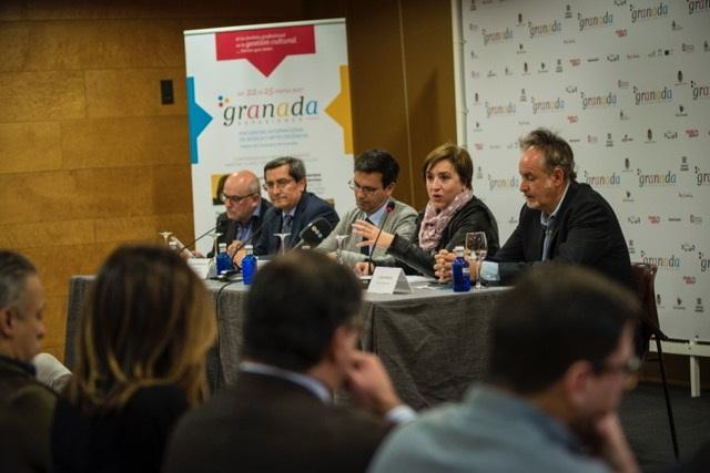 Presentación de 'Granada Experience'.