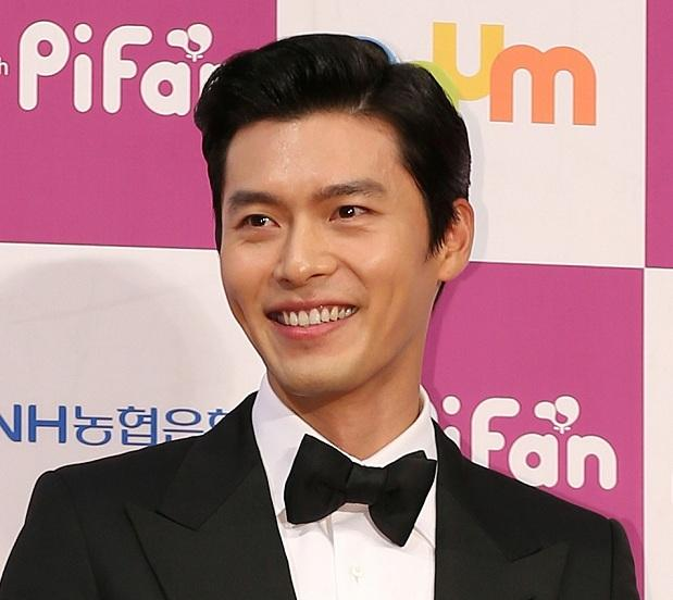 Hyun Bin, protagonista de la serie.
