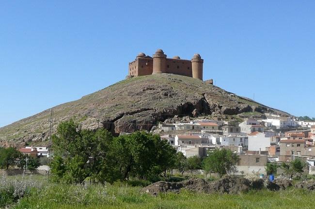 Castillo de La Calahorra, uno de los lugares del rodaje.