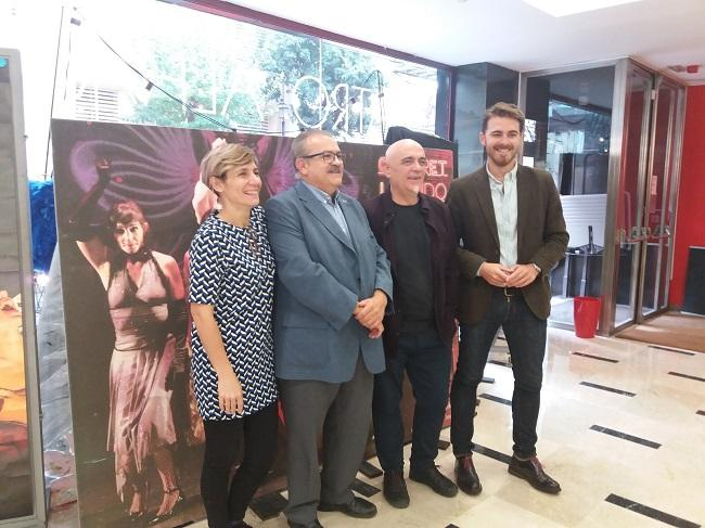 El Teatro Alhambra será el escenario de la celebración del XXV aniversario.
