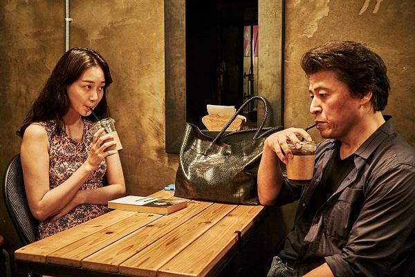 Fotograma de 'Lo tuyo y tú', de Hong Sang-soo.