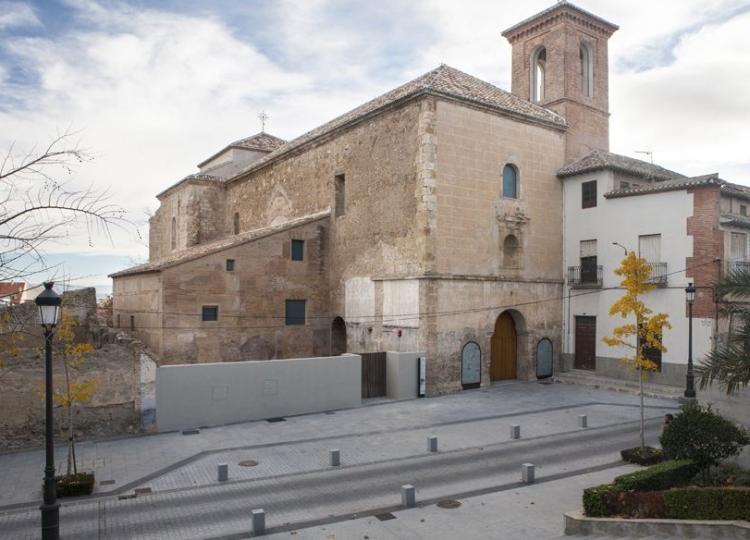 Monasterio de San Jerónimo de Baza.