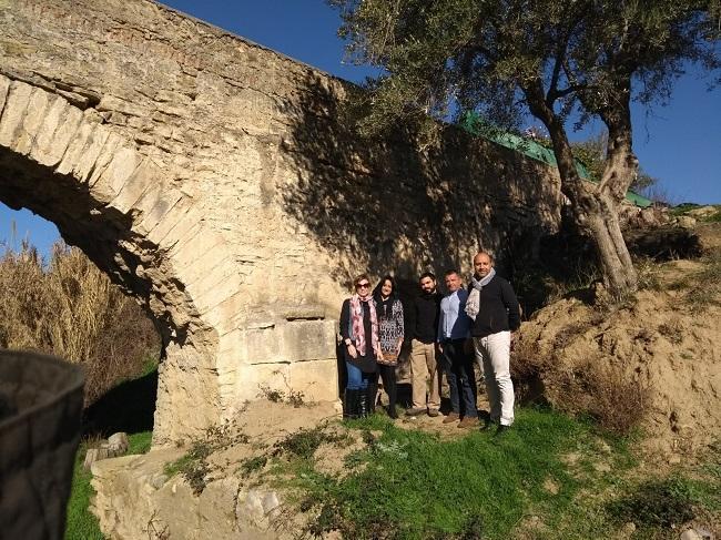 Visita al Acueducto y la Acequia.