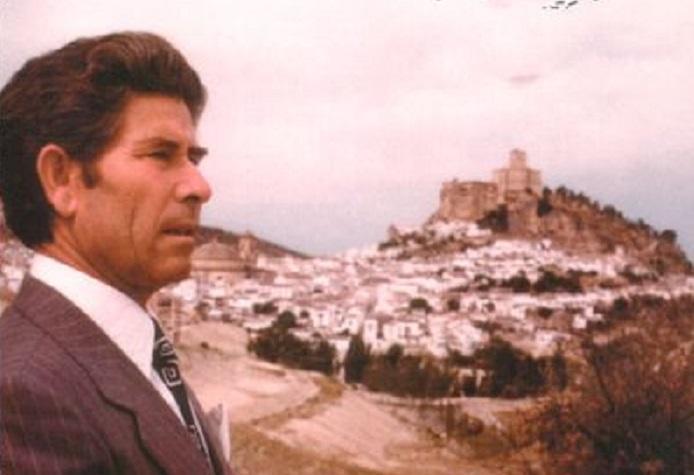 Cristóbal Trujillo Garrido, 'Panaero de Montefrío'.