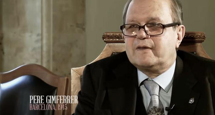 Pere Gimferrer.