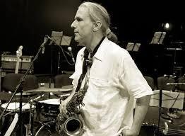 El saxofonista Perico Sambeat.