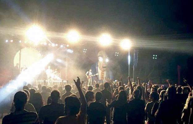 Un momento de la edición anterior del festival.