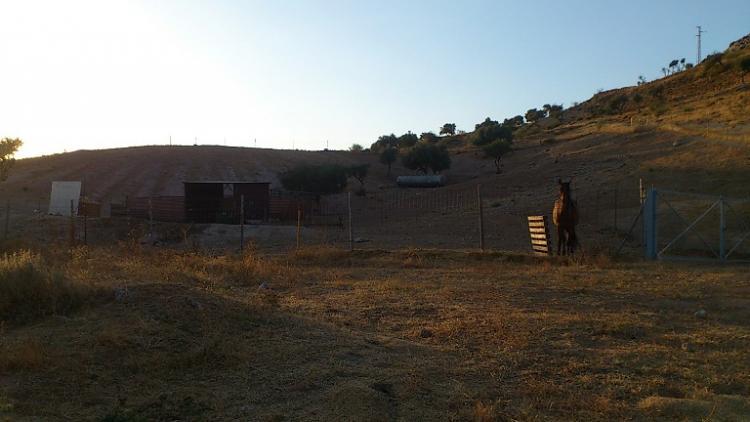 Peñón del Colorado, donde se cree que pueda estar Lorca.