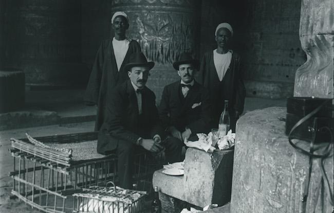 Una de las imágenes del archivo.