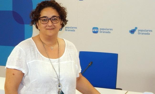 Rosa Fuentes.