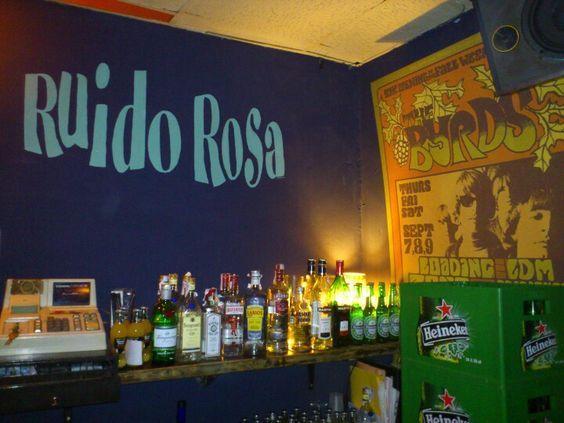 Imagen del Ruido Rosa.