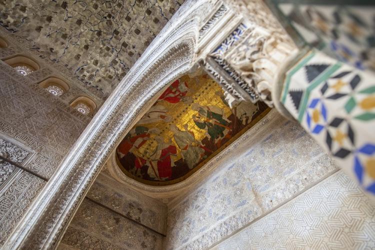 Tras una década de trabajos, las pinturas pueden ser contempladas tras su restauración.
