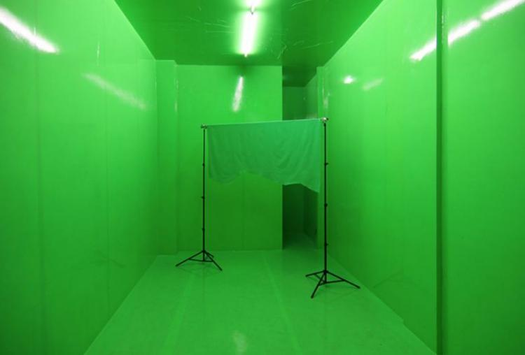 Instalación de Mattia Pajé, una de las artistas seleccionadas.
