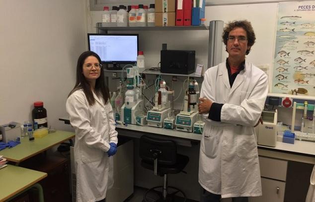 El investigador Pablo Campra es el autor principal del trabajo.