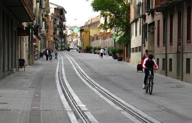 Calle Real de Armilla.