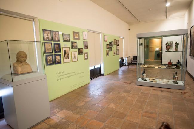 Museo Arqueológico de Granada.