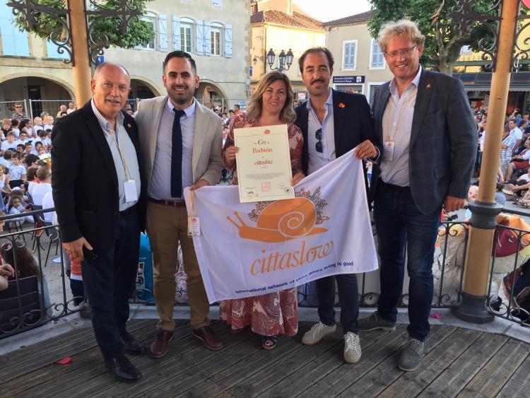 El municipio ha recibido la acreditación en una asamblea internacional celebrada en Mirande (Francia).