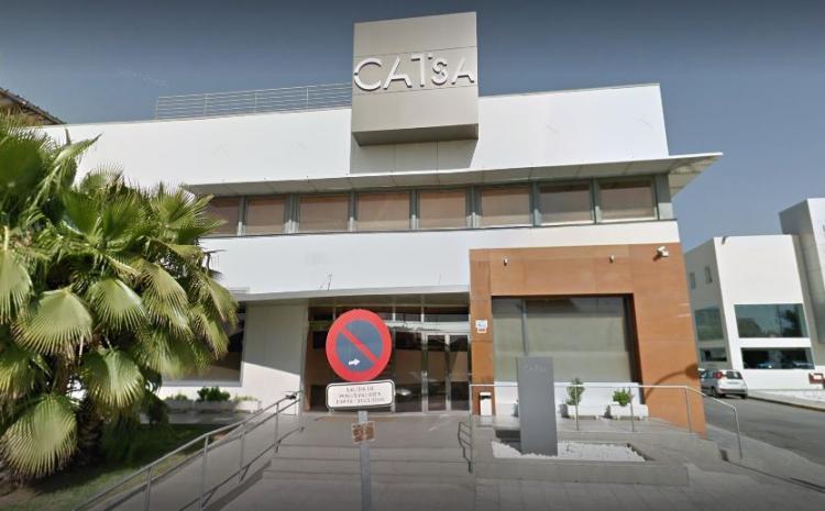 Centro de trabajo de Catsa en Armilla.