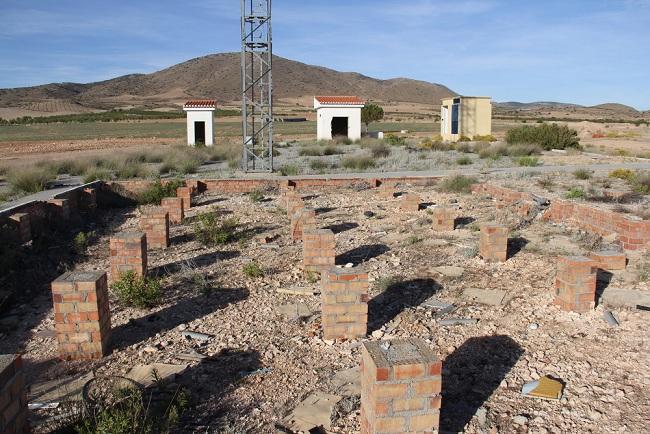 Estas son las únicas obras realizadas en la zona desde 2006.