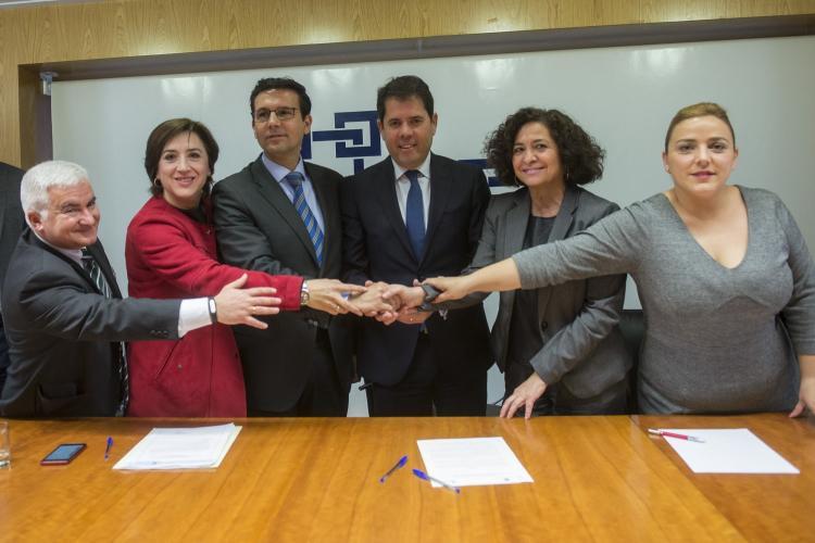 Presentación oficial de ON Granada.