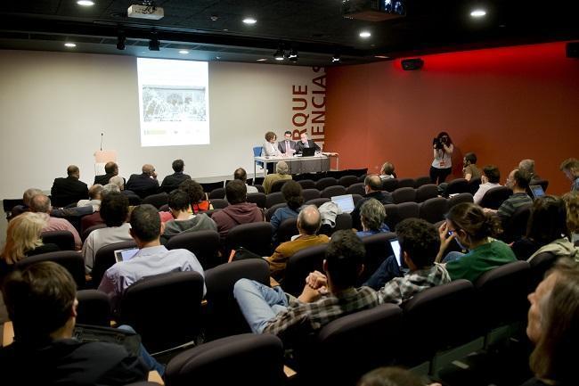Reunión celebrada el pasado abril sobre Física de Partículas en Granada.