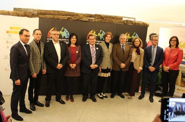Inauguración del congreso este miércoles en Guadix.