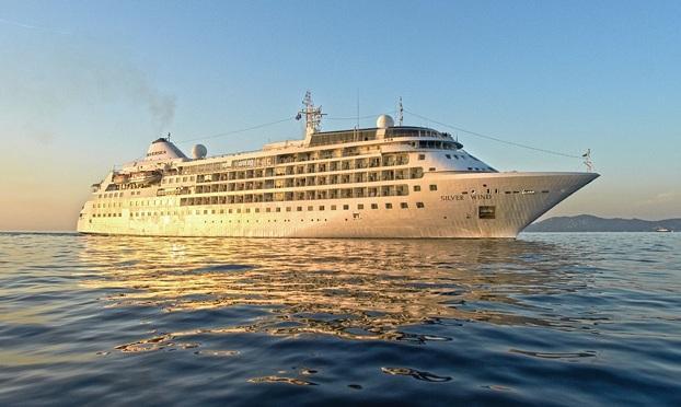 Crucero Silver Wind.