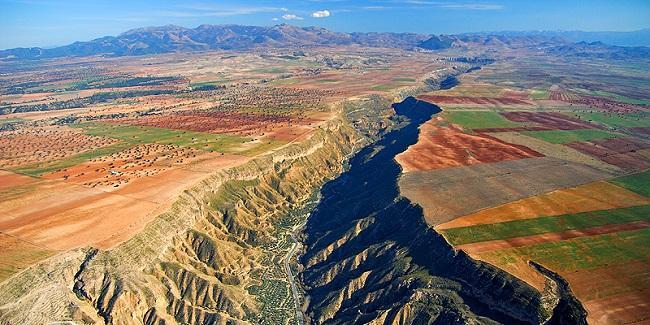 Imagen del Geoparque de Granada.