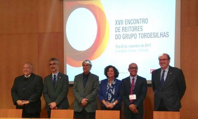 El Grupo Tordesillas reúne a 55 prestigiosas universidades de Brasil, Portugal y España.