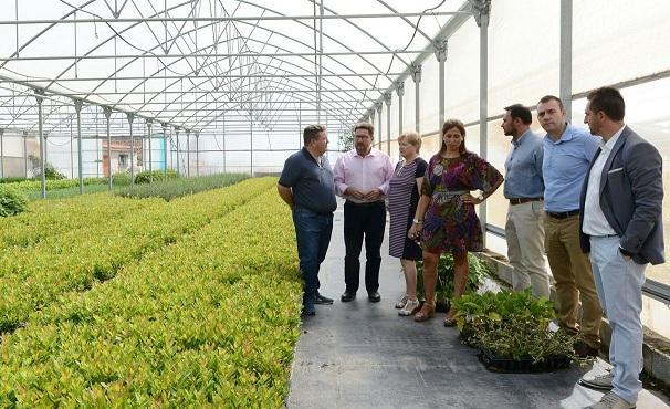 Los grupos de desarrollo rural de la provincia gestionar n for Viveros en granada