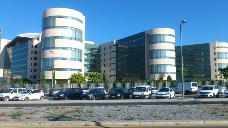 Hospital Campus de la Salud.