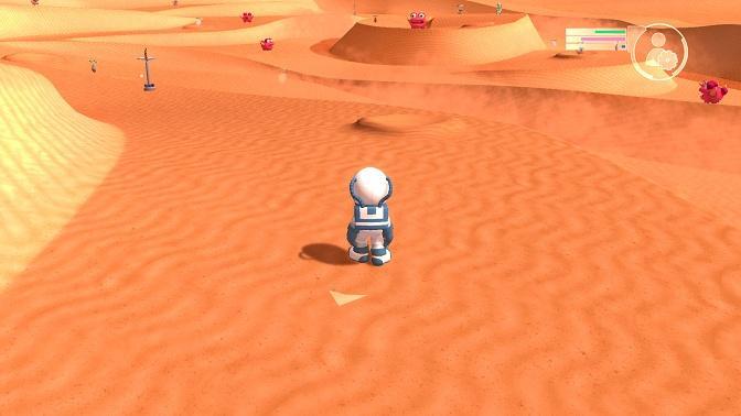 Una imagen del videojuego, disponible para móvil y ordenador.