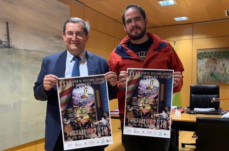 José Entrena y Ángel Pérez.