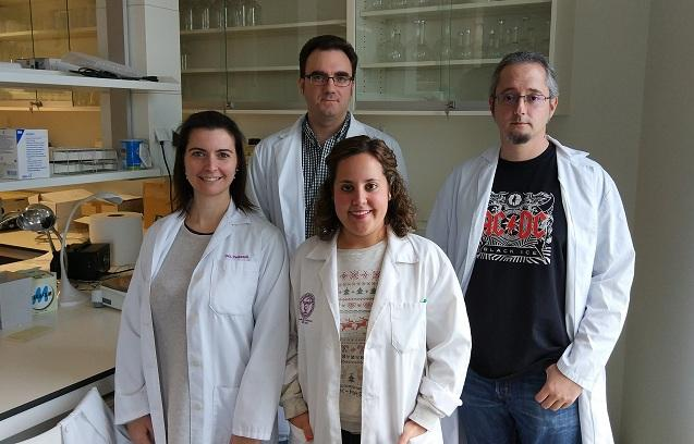 Grupo de investigación de la UGR que han participado en este trabajo.
